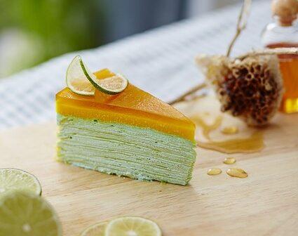 עוגת דבש ב 15 דקות